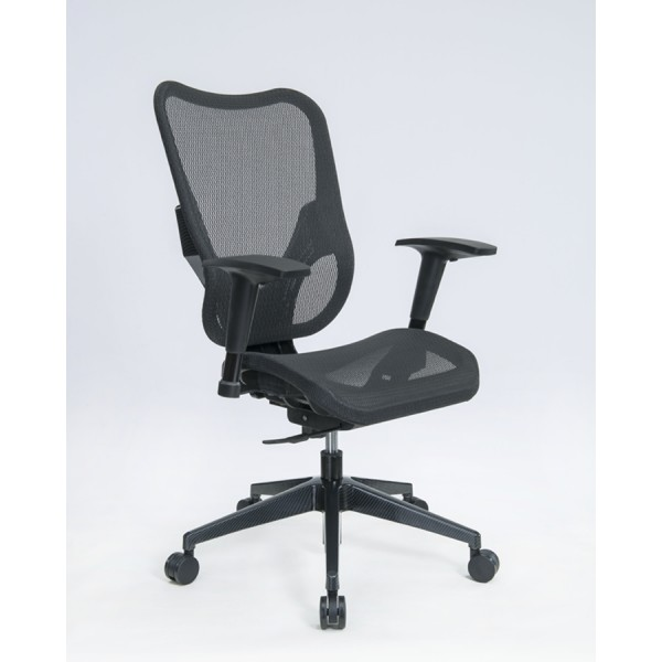 ergonomic mesh office chairs black mesh
